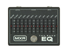 Mxr m 108 ten band graphic equalizer pedal 02 s