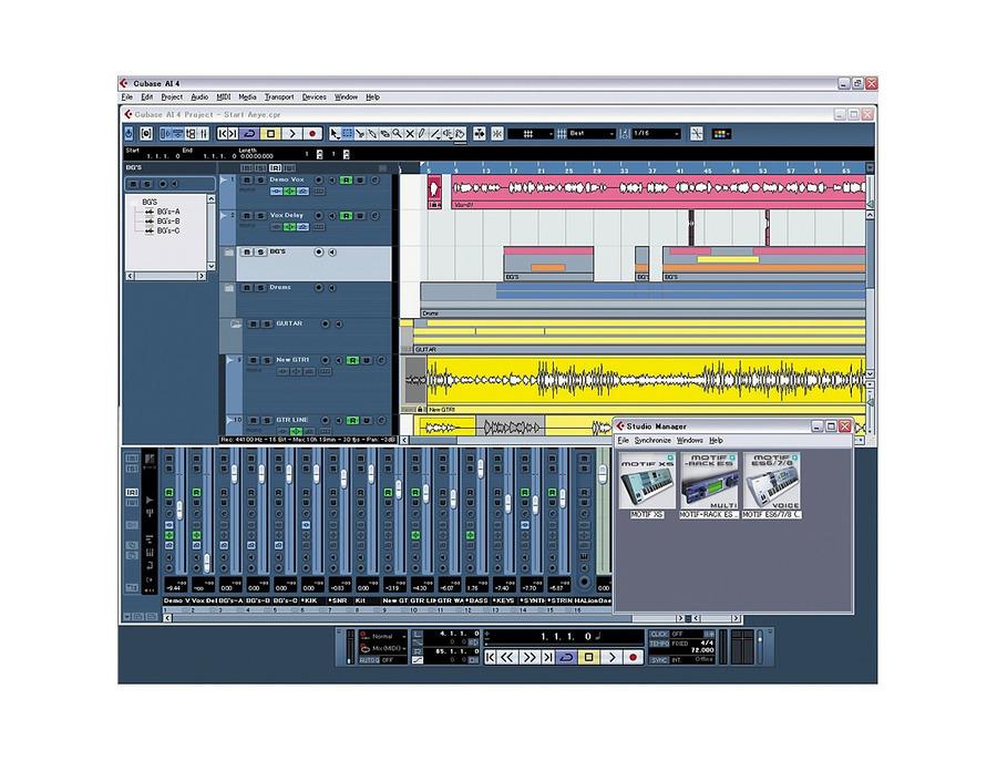 Yamaha audiogram 6 usb audio interface 01 xl