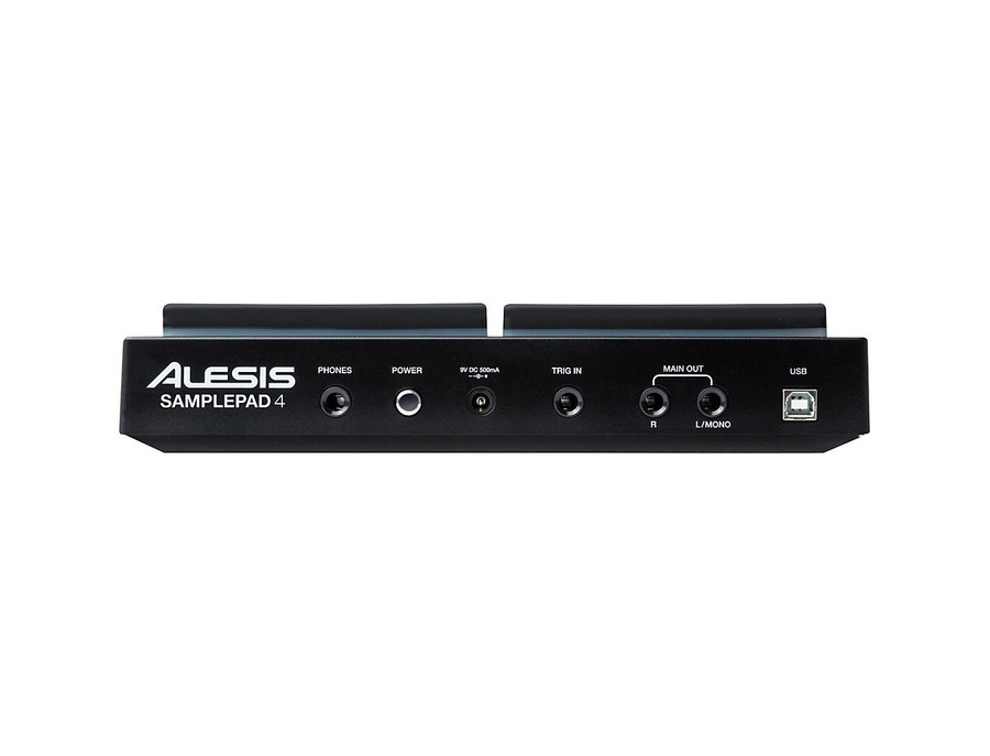 Alesis sample pad 4 percussion and sample triggering instrument 00 xl