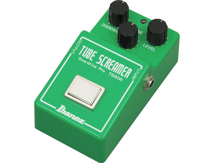 Ibanez ts808 the original tube screamer 02 xl