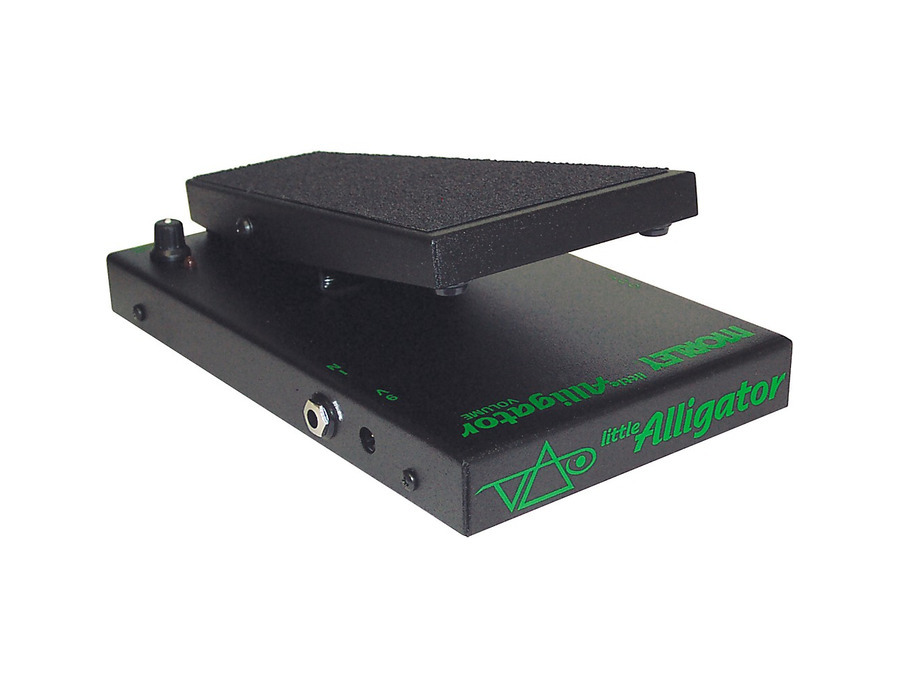 Morley little alligator volume pedal 01 xl