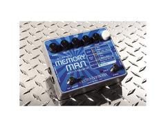 Electro harmonix stereo memory man with hazarai 03 s