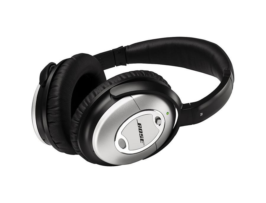 Bose quietcomfort 15 acoustic noise canceling headphones 02 xl