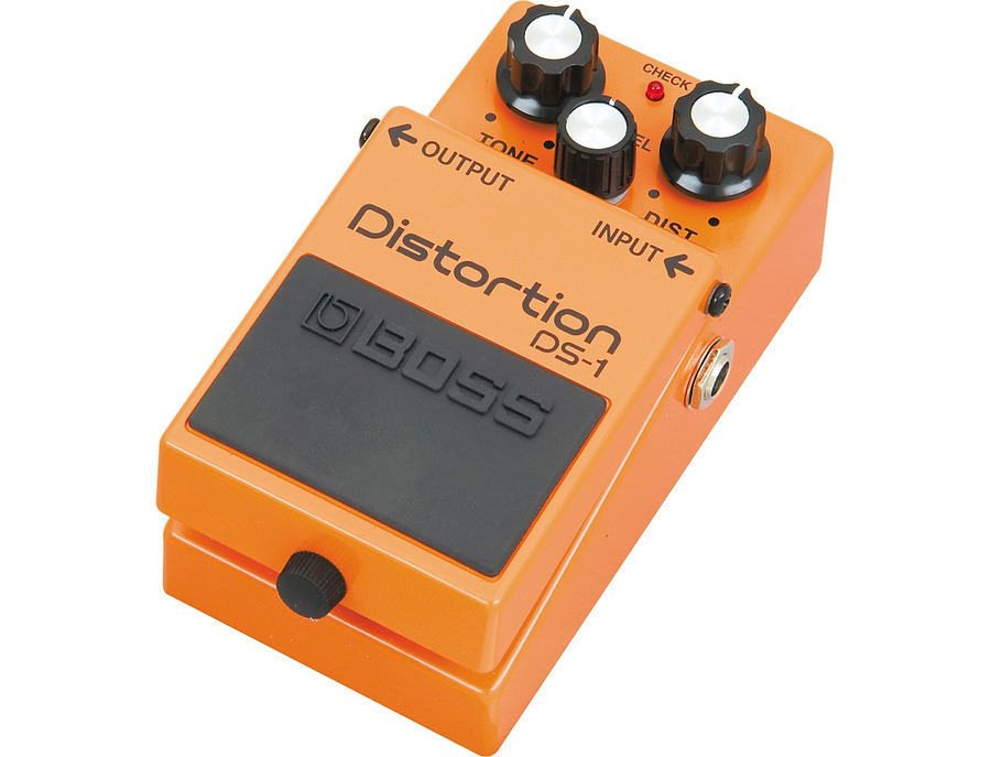 Boss ds 1 distortion guitar effects pedal 00 xl