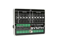Electro harmonix bass microsynth effects pedal 02 s