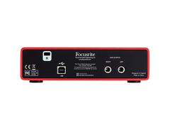 Focusrite scarlett 2i2 usb audio interface 00 s