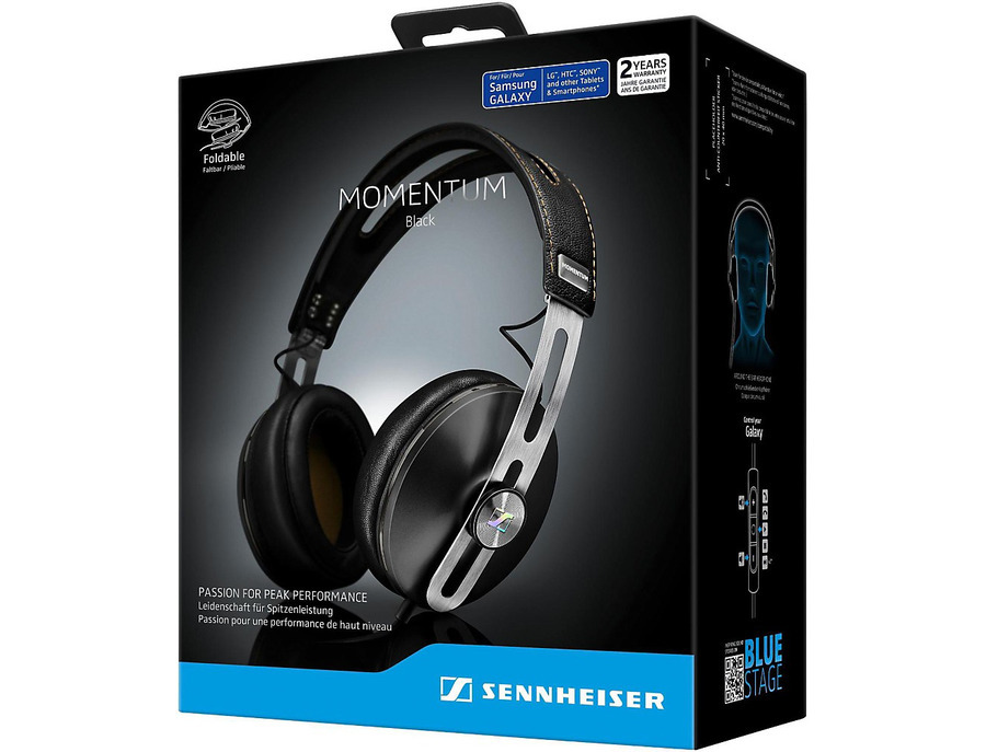 Sennheiser momentum headphones 03 xl