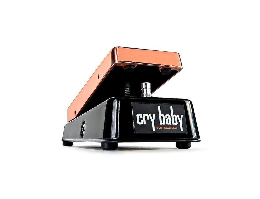 Dunlop jb95 joe bonamassa signature cry baby wah 00 xl