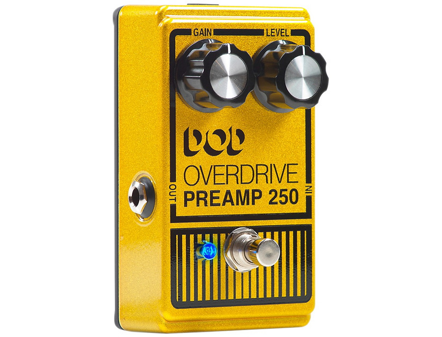 Dod overdrive preamp 250 guitar pedal 02 xl
