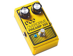 Dod overdrive preamp 250 guitar pedal 03 s