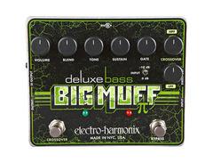 Electro harmonix deluxe bass big muff pi 01 s