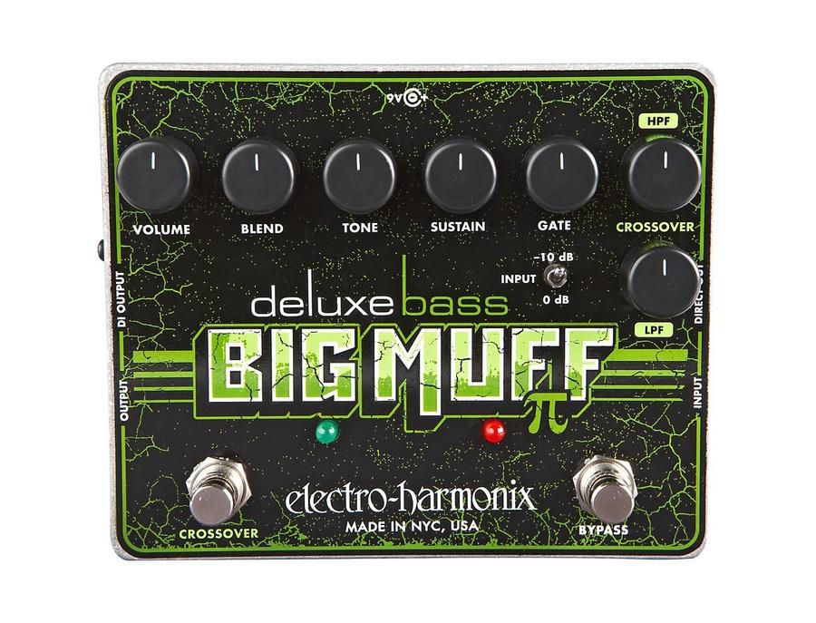 Electro harmonix deluxe bass big muff pi 01 xl