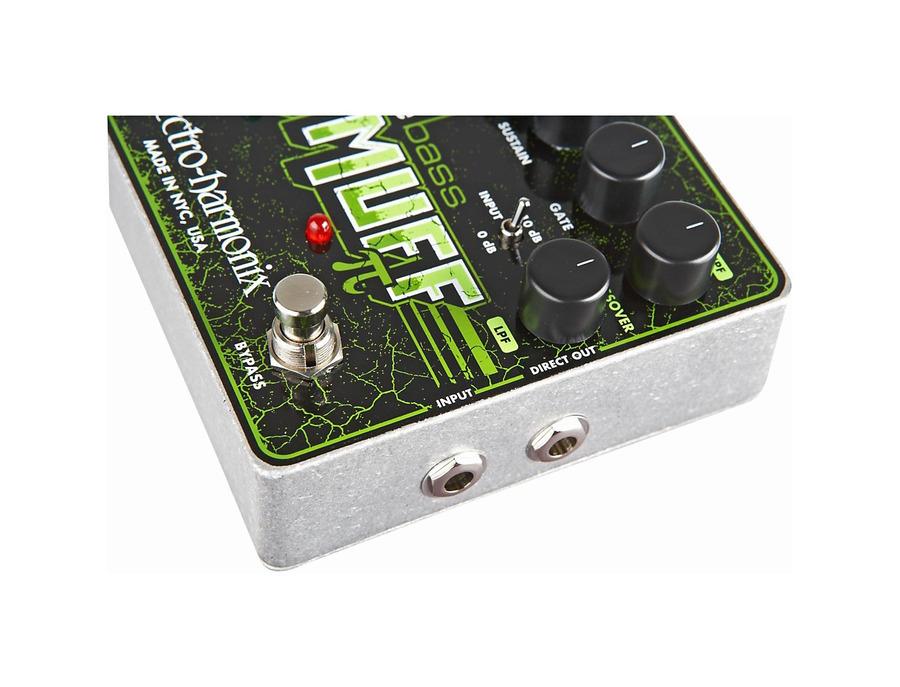 Electro harmonix deluxe bass big muff pi 04 xl