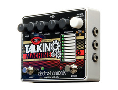 Electro harmonix stereo talking machine vocal formant filter 00 s