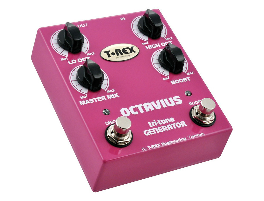 T rex engineering octavius octave guitar effects pedal 01 xl