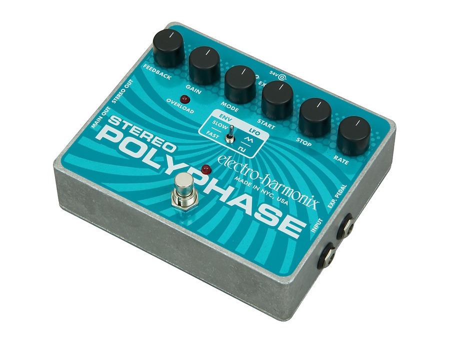 Electro harmonix xo stereo polyphase 00 xl