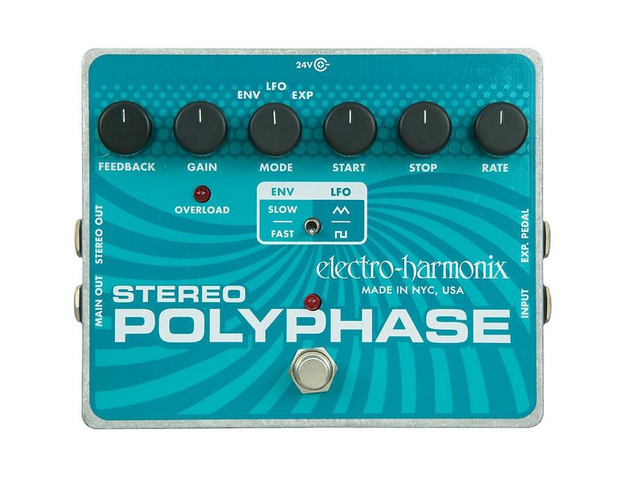 Electro harmonix xo stereo polyphase 01 xl