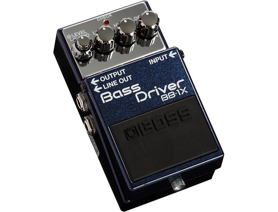 Boss bb 1x bass driver 00 xl