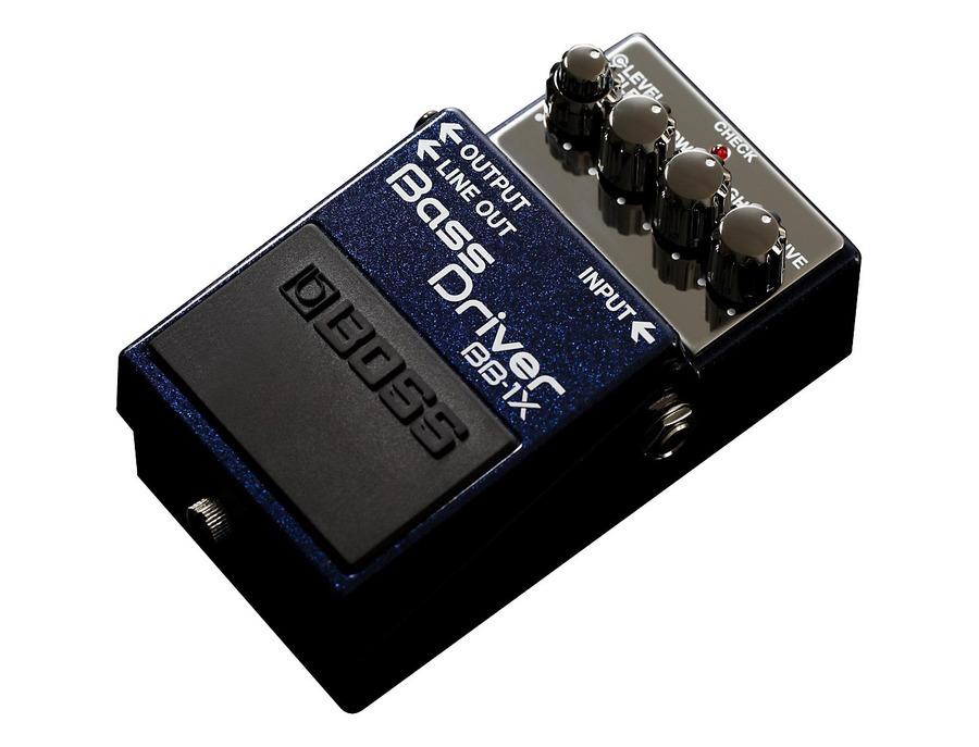Boss bb 1x bass driver 01 xl