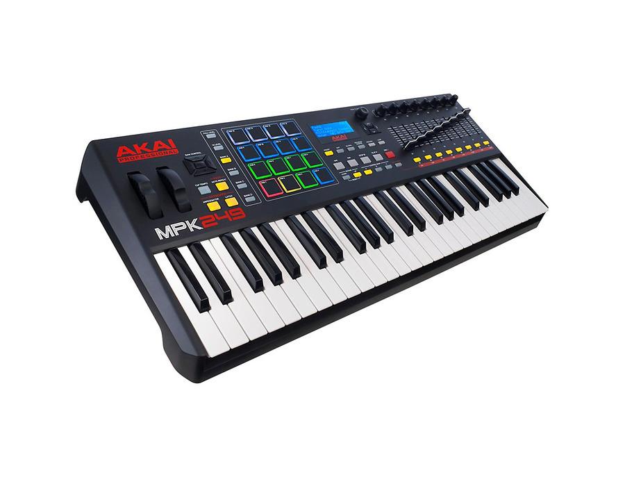 Akai mpk249 usb midi keyboard 00 xl