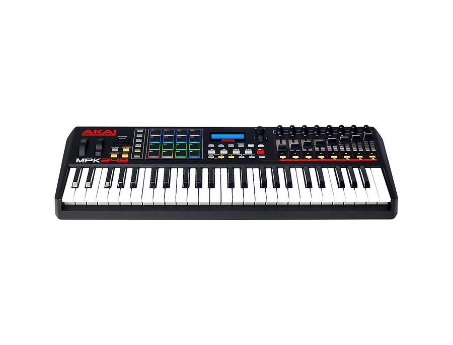 Akai mpk249 usb midi keyboard 02 xl