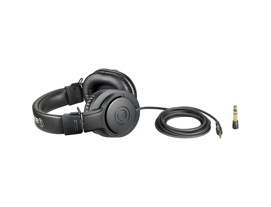 Audio technica ath m20x 01 xl