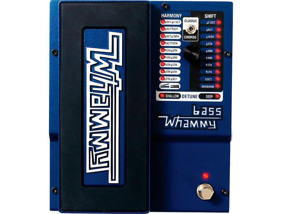 Digitech bass whammy 03 xl