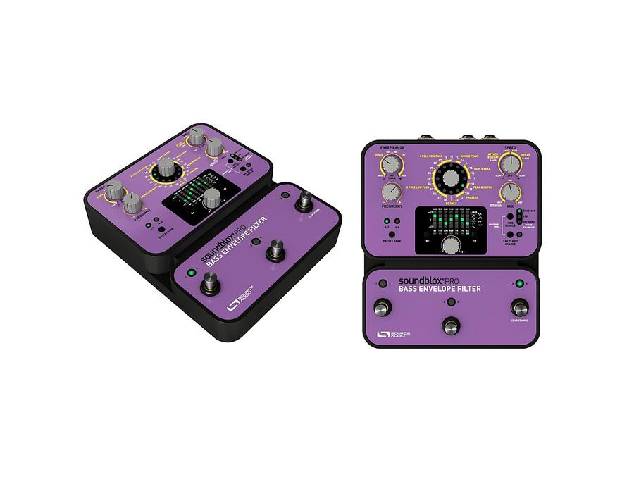 Source audio soundblox pro bass envelope filter 00 xl