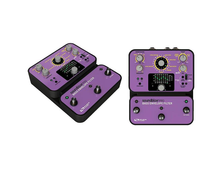 Source audio soundblox pro bass envelope filter 01 xl