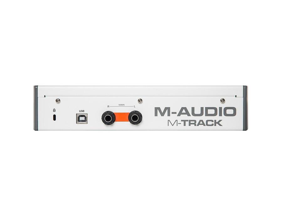 M audio m track mkii 00 xl
