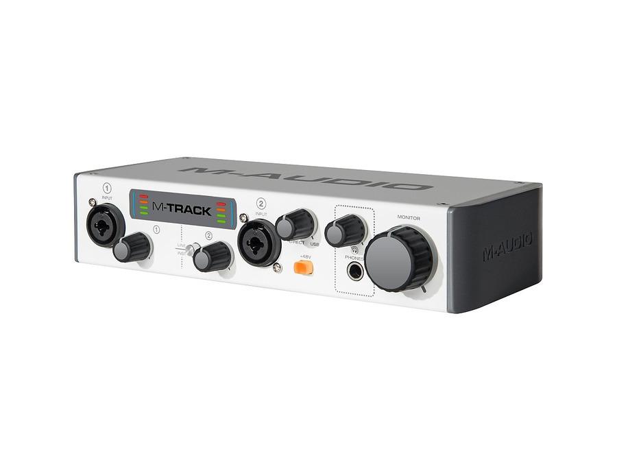 M audio m track mkii 01 xl