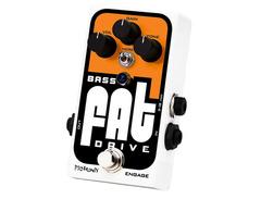 Pigtronix bass fat drive 00 s