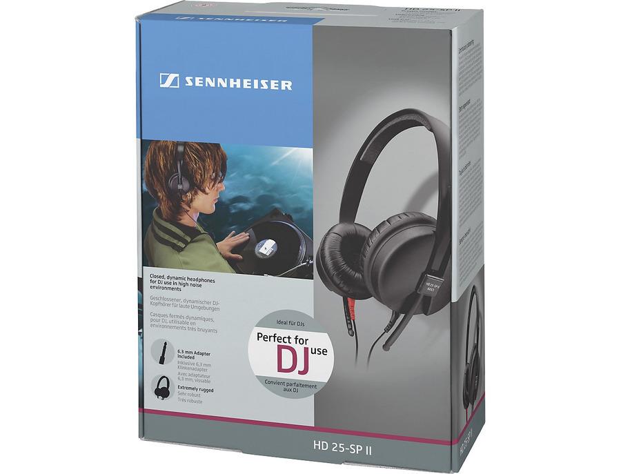 Sennheiser hd 25 sp ii headphones 00 xl