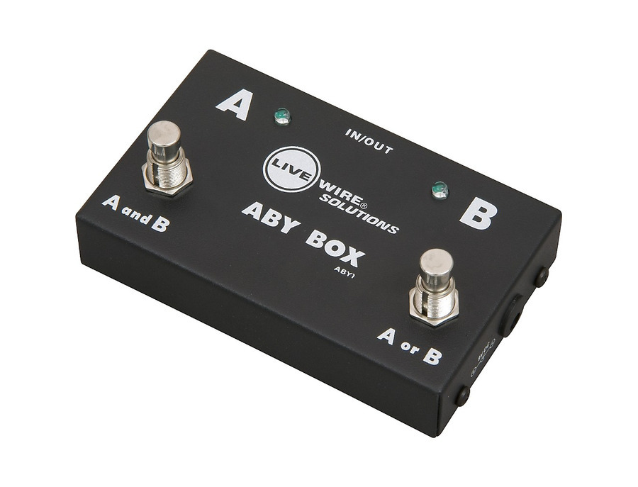 Livewire aby switch 01 xl