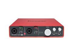 Focusrite scarlett 6i6 audio interface 00 s