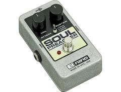 Electro harmonix nano soul preacher comp pedal 01 s