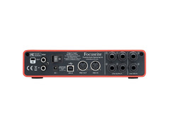 Focusrite scarlett 6i6 audio interface 02 s