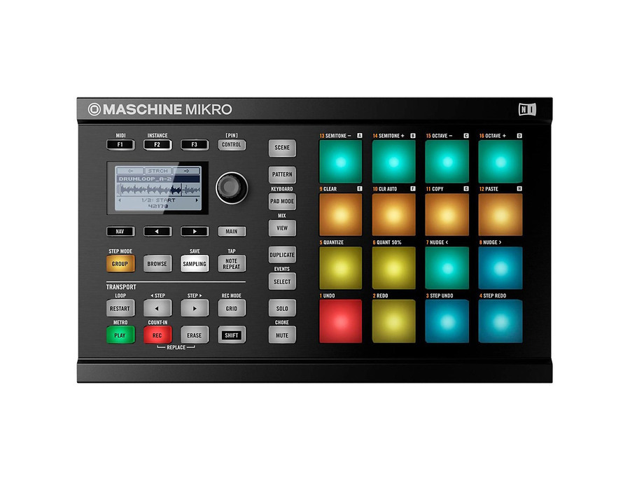 Native instruments maschine mikro mkii 01 xl