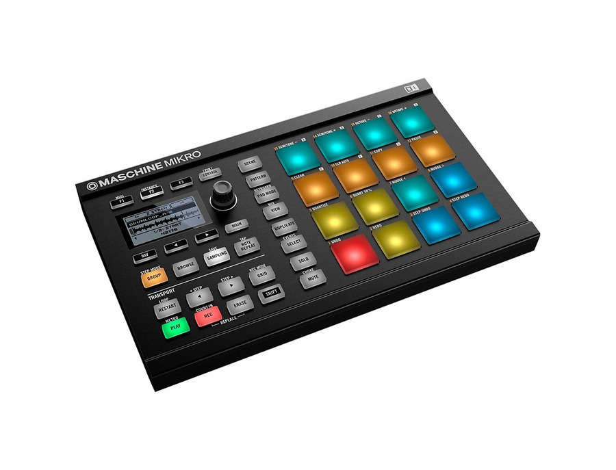 Native instruments maschine mikro mkii 02 xl