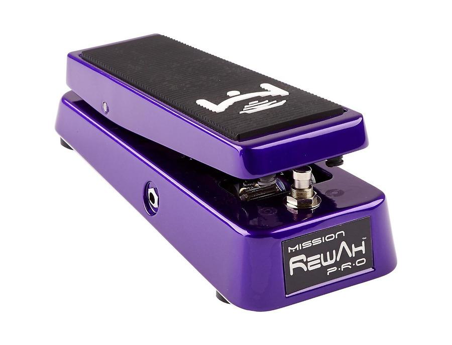 Mission engineering rewah pro guitar pedal 00 xl