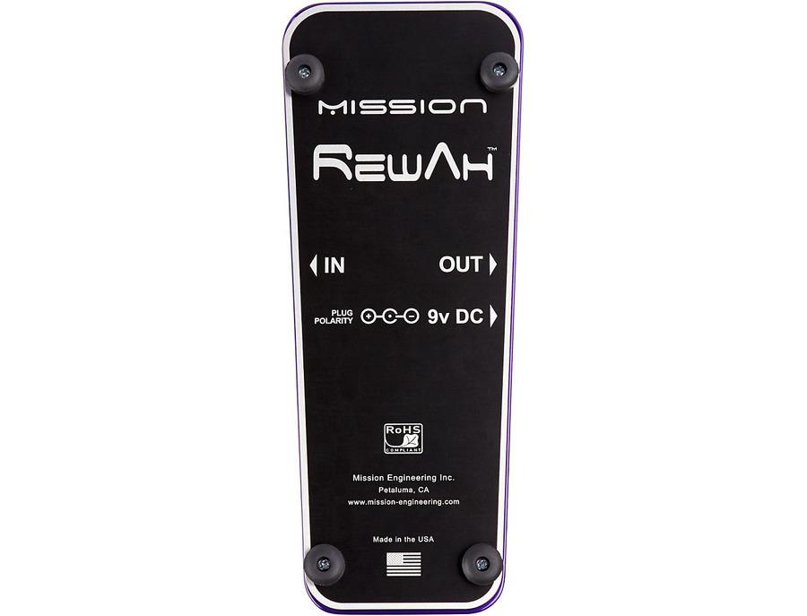 Mission engineering rewah pro guitar pedal 01 xl