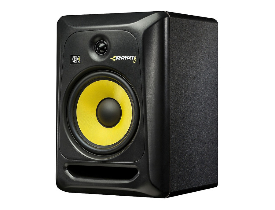 Krk rokit 8 g3 studio monitor 02 xl