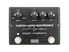 Mxr mc 402 boost overdrive pedal 01 s