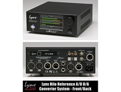 Lynx hilo black reference ad da converter system with usb 01 s