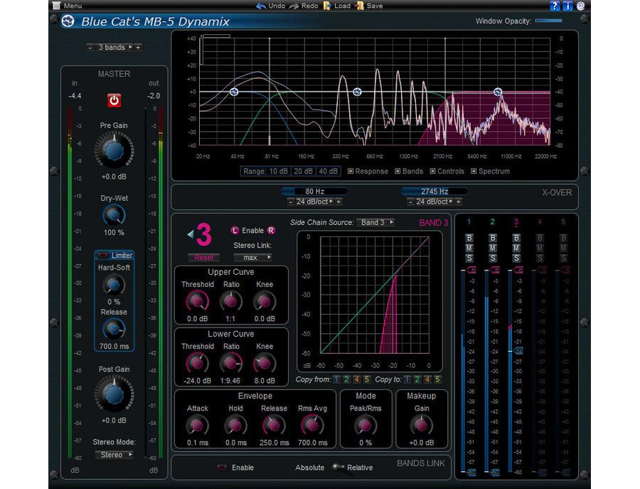 Blue cat audio blue cat s mb 5 dynamix 00 xl