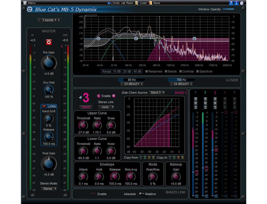 Blue cat audio blue cat s mb 5 dynamix 02 xl