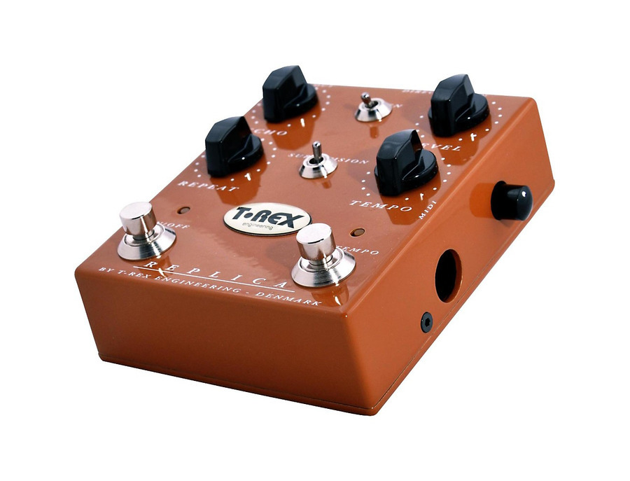 T rex engineering replica delay echo pedal 00 xl