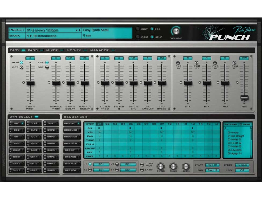 Rob papen punch 00 xl