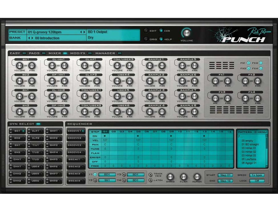 Rob papen punch 01 xl