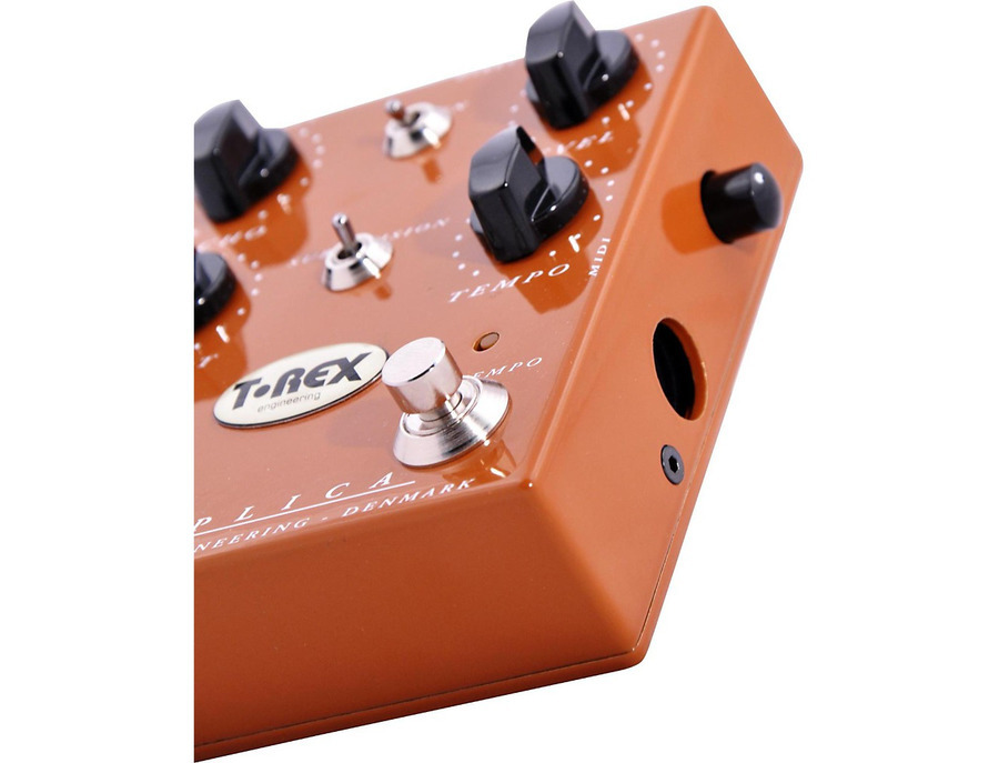 T rex engineering replica delay echo pedal 02 xl